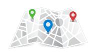 GPS移動ルート