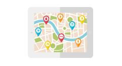 GPS ロガーの記録単位設定
